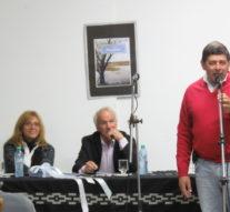 En Alejandra se presentó «Susurros Litoraleños» del escritor Ricardo Hernán