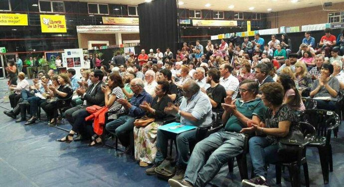 "Reconquista: Feria del libro ""Gente del Agua"". Programa del miércoles 25 de octubre"