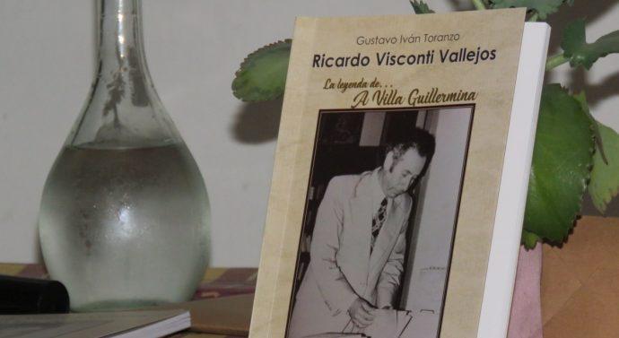 """""""Ricardo Visconti Vallejos, la leyenda de A Villa Guillermina"""" se presento en Las Toscas y Reconquista"""