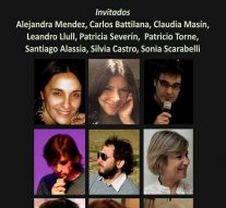 Las Toscas: Primer Festival de poesía del norte santafesino