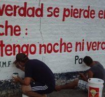«Acción Poética» en la ciudad de Las Toscas