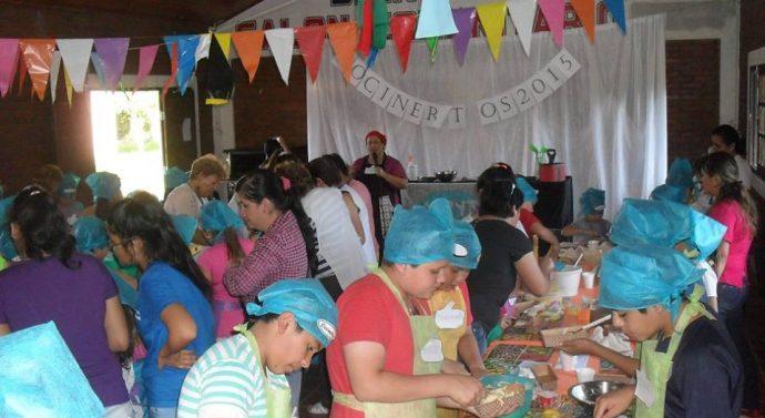 """En San Antonio de Obligado inicia el Taller  """"Cocineritos 2018"""""""
