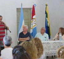 """Desde la """"primera ciudad santafesina"""" y desde la """"Perla del norte"""" se puso en marcha al Ente Cultural"""