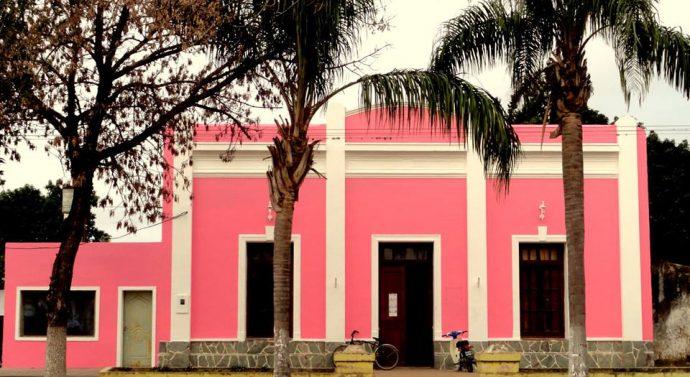 Alejandra: Restauración del Complejo Cultural San Martín