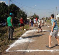 Exitosa competencia local del «Torneo Provincial de Bolitas en Las Toscas