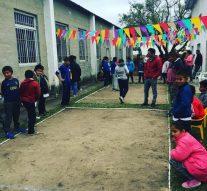 """La Biblioteca Popular """"15 de junio"""" de Las Garzas organizó el Torneo de Bolitas"""