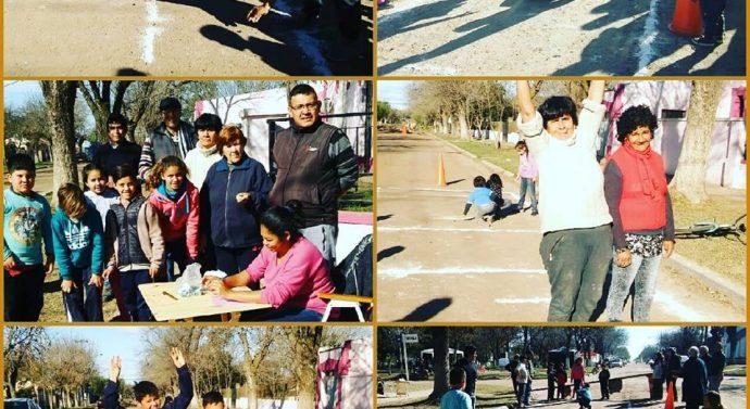 En Alejandra se jugó la etapa local del «2° Torneo Provincial de Bolitas»