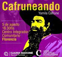 """Florencia recibe a Yamila Cafrune y su """"Cafruneando"""""""