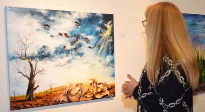 Reconquista: Convocatoria para la 9° Muestra Regional de Artistas Plásticos