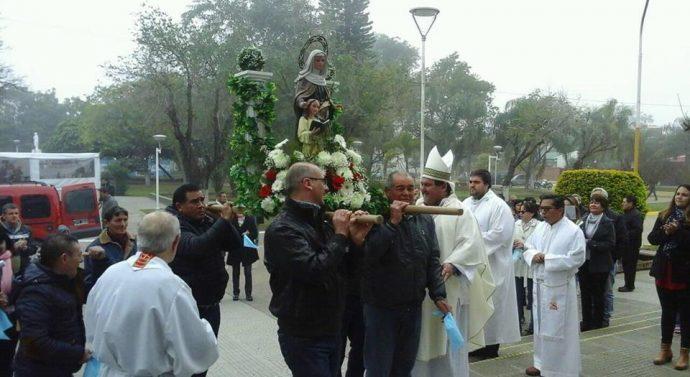 Florencia festeja a su Santa Patrona