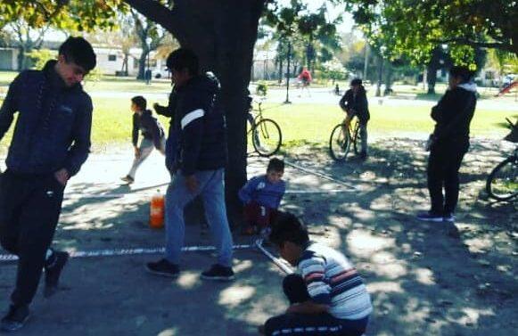 """Romang se sumó al """"2° Torneo Provincial de Bolitas"""""""