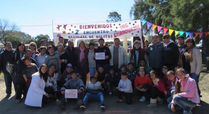 """Ingeniero Chanourdie vivió una fiesta junto al Regional del """"Torneo Provincial de Bolitas"""""""