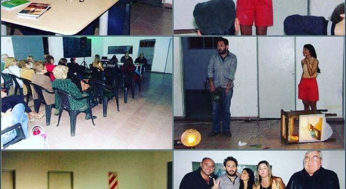 """""""Francotrinadores Santafesinos"""" visitaron Florencia y Las Toscas"""