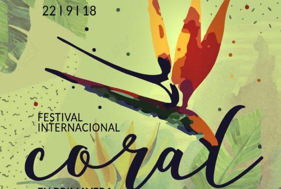 """Se realizará en Reconquista una nueva edición del Festival Internacional """"Coral en Primavera"""""""