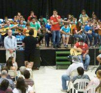 Malabrigo: se realizó el multitudinario Festival de Coro Internacional