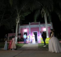 La noche soñada de Virginia Davies en su comunidad de Alejandra