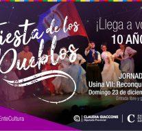 Llega a Reconquista «La Fiesta de los Pueblos»