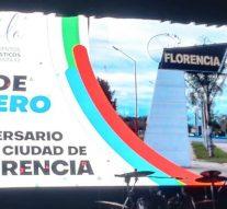Florencia presento ayer su agenda de eventos en Avellaneda