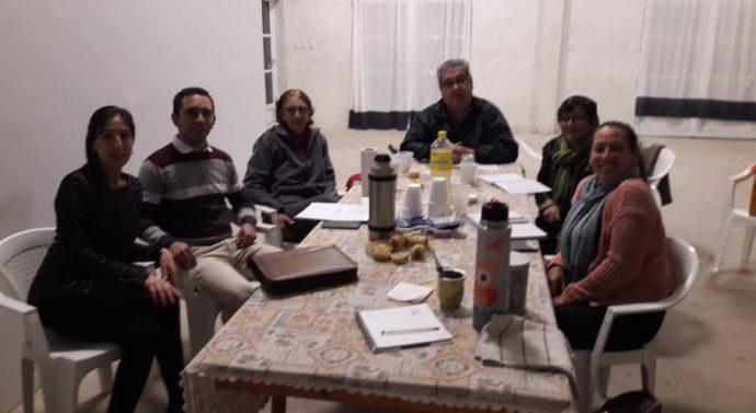 La Usina Cultural VII se reunió en Las Garzas