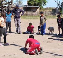 En Las Toscas se vivió el «Torneo Provincial de Bolitas»