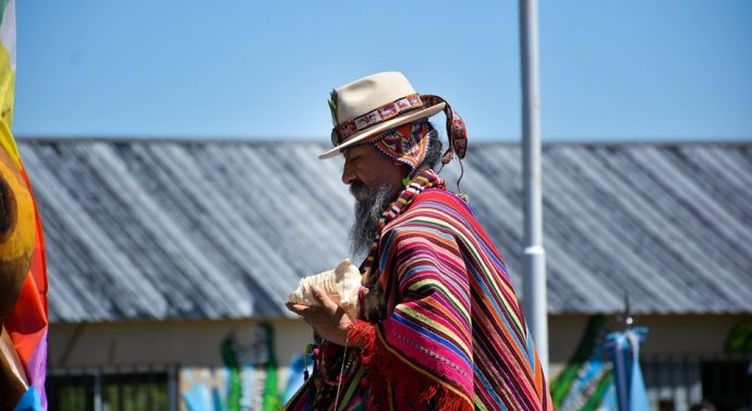 Villa Guillermina: Cruz Polvareda descansa en el norte santafesino