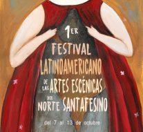 Se viene el Primer Festival Latinoamericano de las Artes Escénicas del Norte Santafesino.