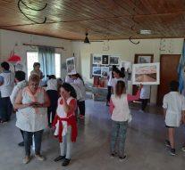 En Ingeniero Chanourdie se expone la Muestra «Postales de mi ciudad»