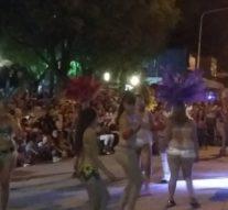 """Samba Show presento los Carnavales Florentinos en la Fiesta de """"Los Humedales"""""""