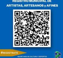 Reconquista: Registro de Artistas, Artesanos y afines