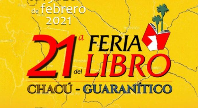 Cómo sigue la feria del libro virtual en Reconquista.