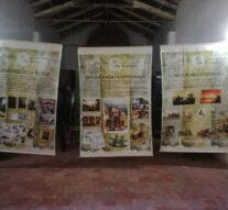 La muestra «Historias Ilustradas» llegó a San Antonio de Obligado